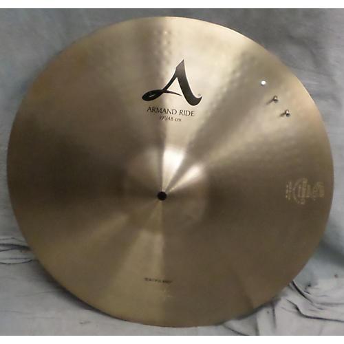 Zildjian 19in Armand Beautiful Baby Cymbal