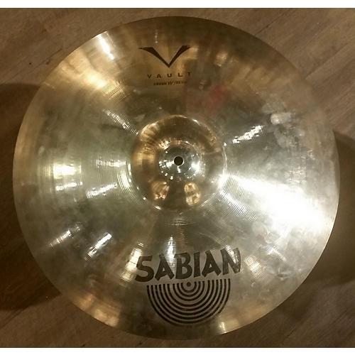 Sabian 19in Artisan Vault Crash Brilliant Cymbal-thumbnail