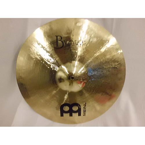Meinl 19in Byzance Medium Thin Crash Brilliant Cymbal-thumbnail