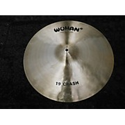 Wuhan 19in CRASH Cymbal