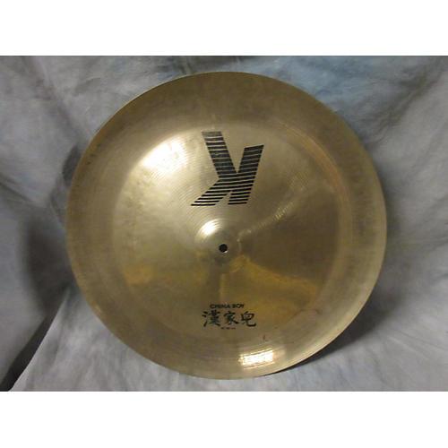Zildjian 19in China Boy Cymbal-thumbnail