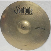 Soultone 19in Custom Brilliant Cymbal