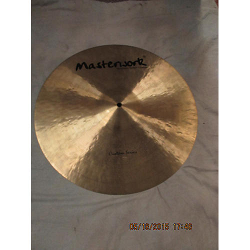 In Store Used 19in Custom Series Cymbal