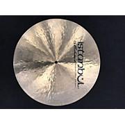 Istanbul Mehmet 19in Flat Ride Cymbal