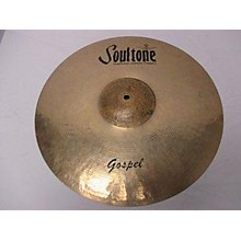Soultone 19in Gospel Crash Cymbal