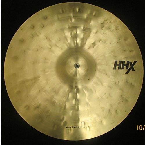 Sabian 19in HHX Fierce Crash Cymbal-thumbnail