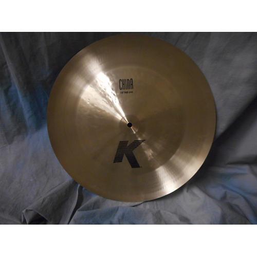 Zildjian 19in K China Cymbal-thumbnail