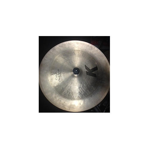 Zildjian 19in K Custom Dark China Cymbal