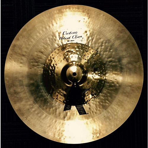 Zildjian 19in K Custom Hybrid China Cymbal-thumbnail