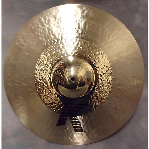 Zildjian 19in K Custom Hybrid Crash Cymbal-thumbnail
