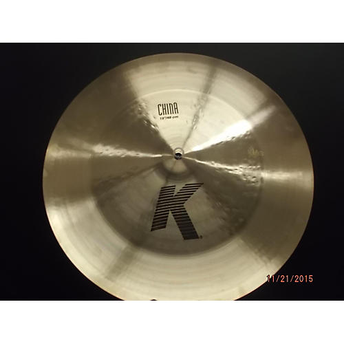 Zildjian 19in K Cymbal-thumbnail