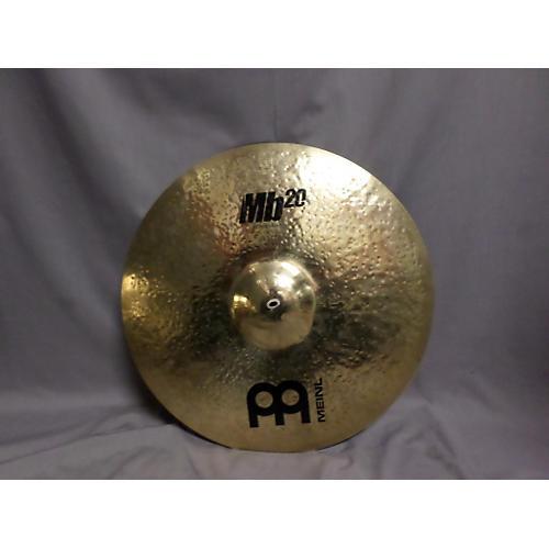 Meinl 19in MB20 19in Heavy Crash Cymbal Cymbal-thumbnail