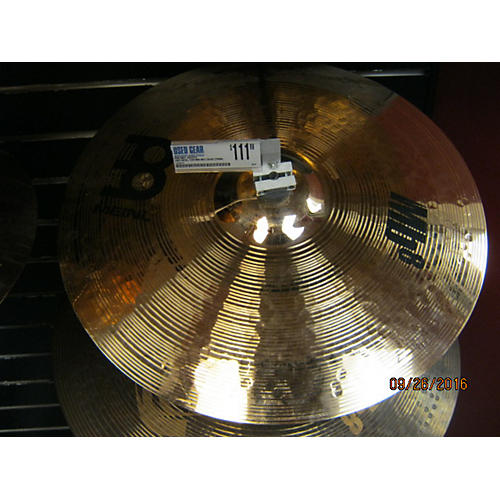 Meinl 19in Mb8 Med Crash Cymbal