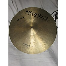 Istanbul Agop 19in Mel Lewis Signature Crash Ride Cymbal