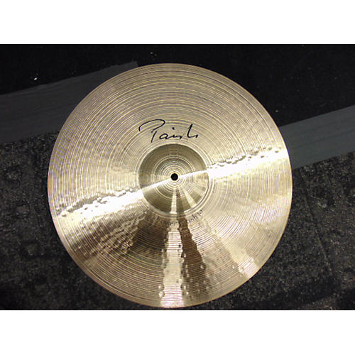 Paiste 19in Signature Power Crash Cymbal-thumbnail