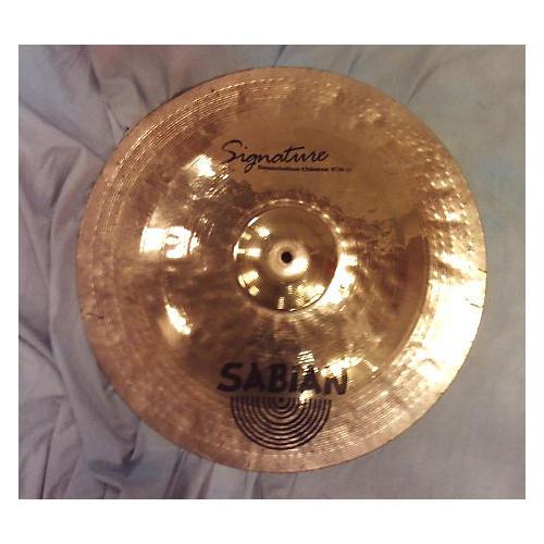 Paiste 19in Signature Prototype China Cymbal-thumbnail