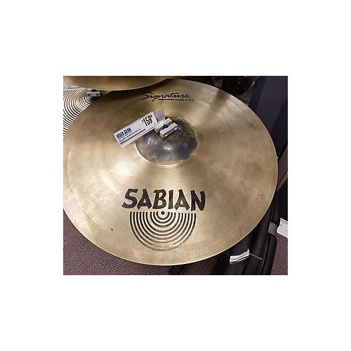 Sabian 19in Signature Virgil Donati Saturation Crash Cymbal
