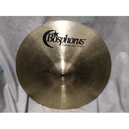 Bosphorus Cymbals 19in Traditional Thin Ride Cymbal