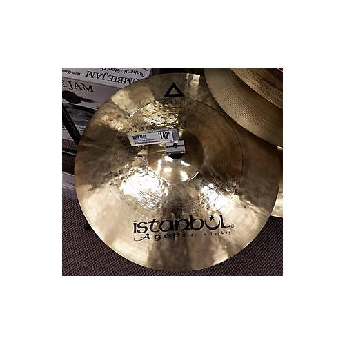 Istanbul Agop 19in Xist Power Crash Cymbal