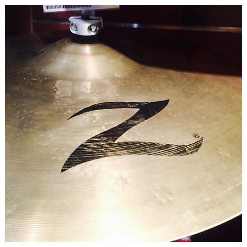 Zildjian 19in Z Custom Rock Crash Cymbal-thumbnail
