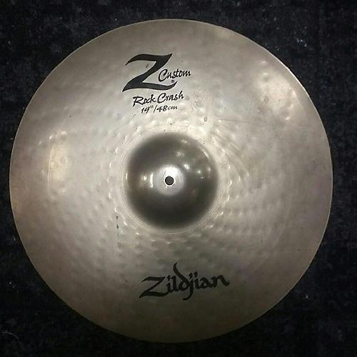 Zildjian 19in Z Custom Rock Crash Cymbal-thumbnail