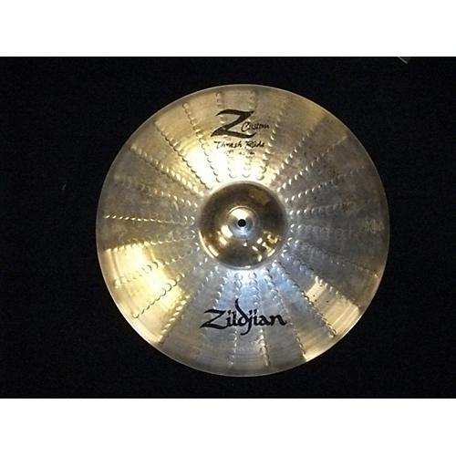 Zildjian 19in Z Custom Thrash Ride Cymbal-thumbnail