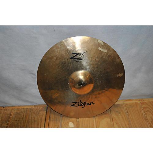 Zildjian 19in Z3 Medium Crash Cymbal
