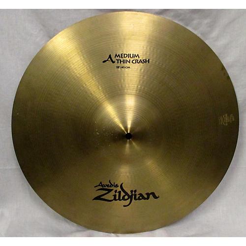 Zildjian 19in ZBT Crash Cymbal-thumbnail
