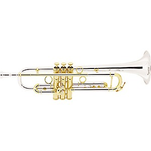 Conn 1B Vintage One Series Professional Bb Trumpet with Sterling Silver Bel... by Conn