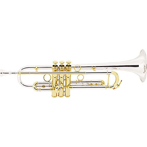Conn 1B Vintage One Series Professional Bb Trumpet with Sterling Silver Bell-thumbnail
