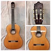 Jose Ramirez 1N-E Classical Acoustic Guitar