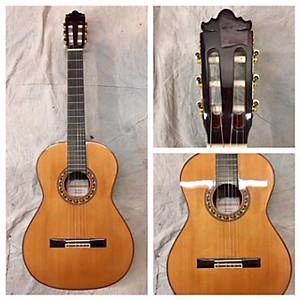 Pre-owned Jose Ramirez 1N-E Classical Acoustic Guitar