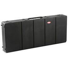 SKB 1SKB-R5220W Roto Molded 76-Note Keyboard Case Level 1 Black