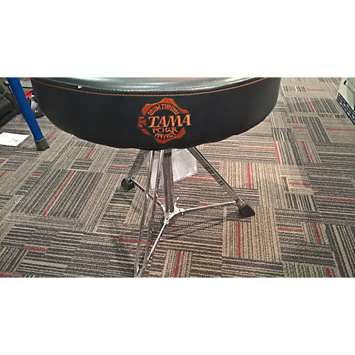 Tama 1ST CHAIR SPINNER SADDLE Drum Throne-thumbnail