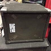 Bag End 1X10 Bass Cabinet