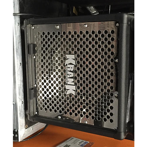 Krank 1X12 EXTENSION CAB Bass Cabinet-thumbnail