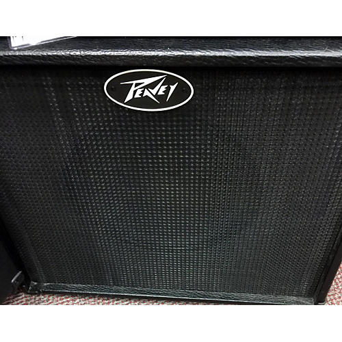 Peavey 1X12 Extenion Cab With Blue Marvel Speaker Guitar Cabinet-thumbnail
