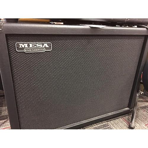Mesa Boogie 1X12 Extension Cab W/ Black Shadow Speaker Guitar Cabinet