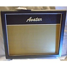 Avatar 1X12 G12 CELESTION GOLD 8OHM Guitar Cabinet