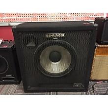 Behringer 1X15 BASS KITCHEN CABINET Bass Cabinet