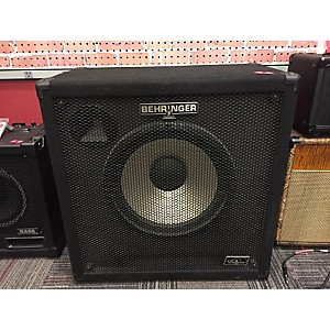 Pre-owned Behringer 1X15 BASS KITCHEN CABINET Bass Cabinet by Behringer