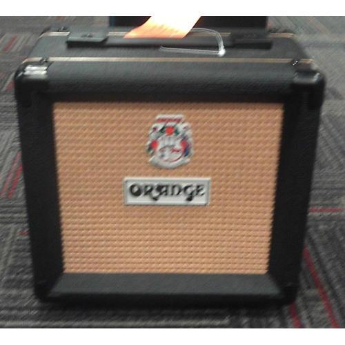 Orange Amplifiers 1X8 DARK Guitar Cabinet-thumbnail