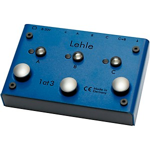 Lehle 1at3 SGoS Switcher Guitar Pedal by Lehle