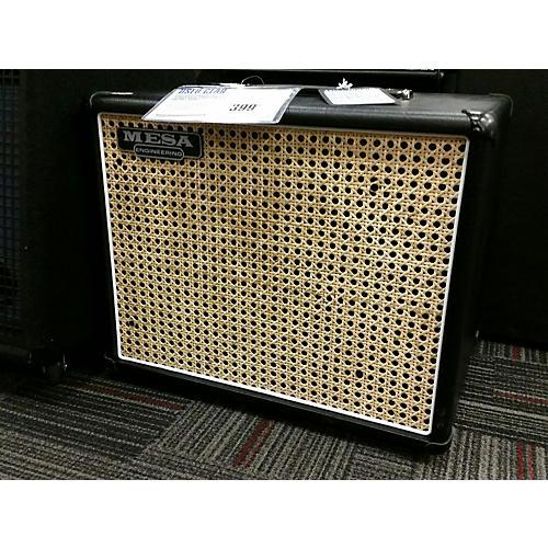 Mesa Boogie 1x12 Closed Back Cabinet Black Guitar Cabinet