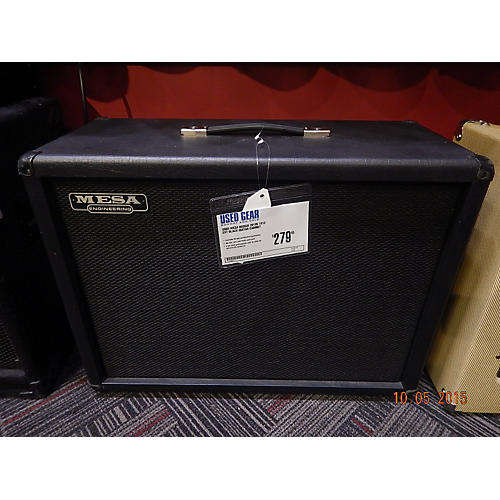 Mesa Boogie 1x12 EXT Black Guitar Cabinet