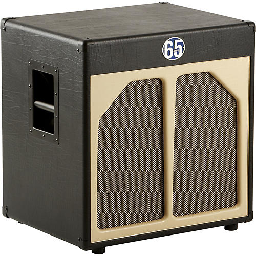 65amps 1x15 Guitar Speaker Cabinet Black