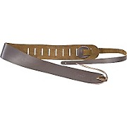 "Clayton 2-1/2"" Leather Guitar Strap"