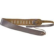 "Clayton 2-1/2"" Leather Guitar Strap"