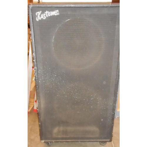 Kustom 2-15B Bass Cabinet-thumbnail