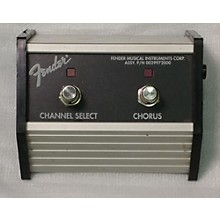 Fender 2 BUTTON CHANNEL/ CHORUS FOOTSWITCH Footswitch